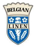 Belgian Linen certification logo