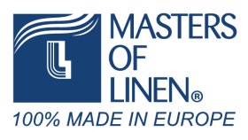 Masters of Linen certification logo